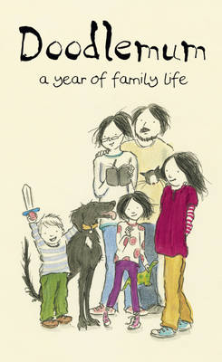 Doodlemum: A Year of Family Life (Hardback)