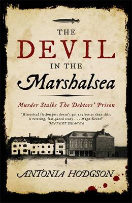 The Devil in the Marshalsea (Hardback)