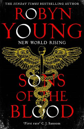 Sons of the Blood: New World Rising Series Book 1 (Paperback)