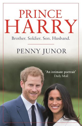 Prince Harry: Brother. Soldier. Son. Husband. (Paperback)