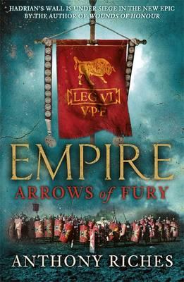 Arrows of Fury: Empire II - Empire series (Paperback)