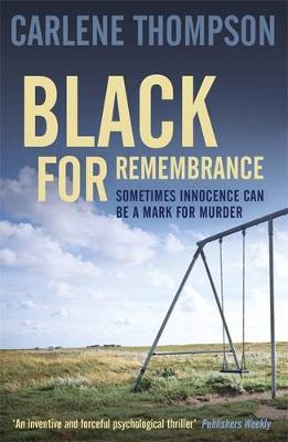 Black for Remembrance (Paperback)