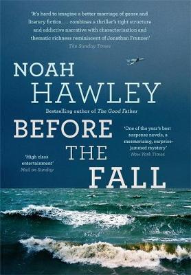 Before the Fall: The year's best suspense novel (Hardback)