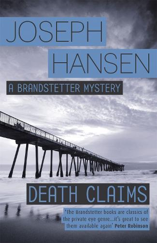 Death Claims: Dave Brandstetter Investigation 2 - Dave Brandstetter (Paperback)
