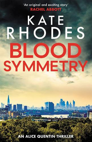 Blood Symmetry: Alice Quentin 5 (Paperback)