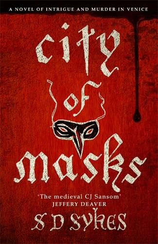 City of Masks - Oswald de Lacy (Hardback)