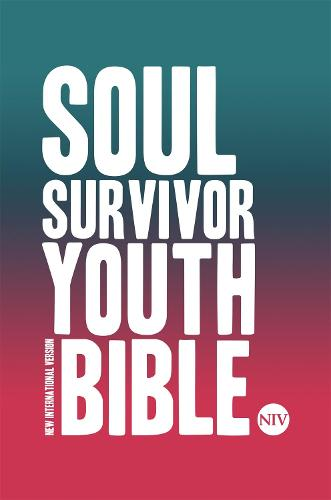 NIV Soul Survivor Youth Bible Hardback - New International Version (Hardback)