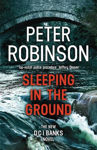 Sleeping in the Ground: DCI Banks 24 (Paperback)