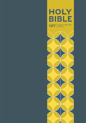 NIV Pocket Blue Soft-tone Bible with Clasp - New International Version (Paperback)