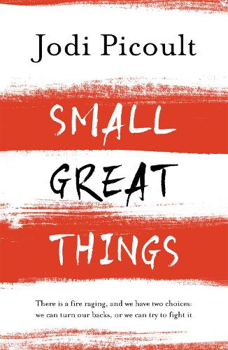 Image result for small great things jodi picoult book