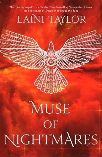 Image result for muse of nightmares book