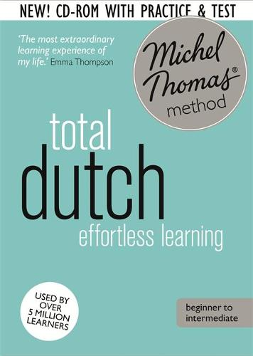 Total Dutch Foundation Course: Learn Dutch with the Michel Thomas Method (CD-Audio)