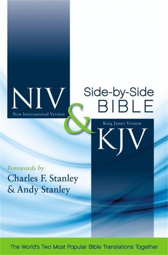 NIV & KJV Side-by-Side Bible (Hardback)