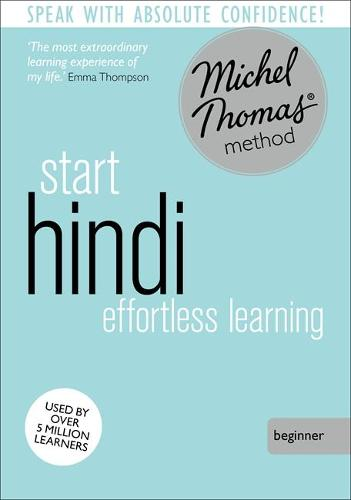 Start Hindi (Learn Hindi with the Michel Thomas Method) (CD-Audio)