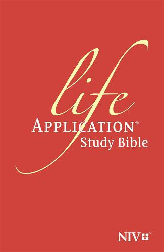 NIV Life Application Study Bible (Anglicised) - New International Version (Paperback)