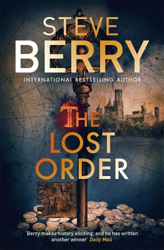 The Lost Order: Book 12 - Cotton Malone (Paperback)