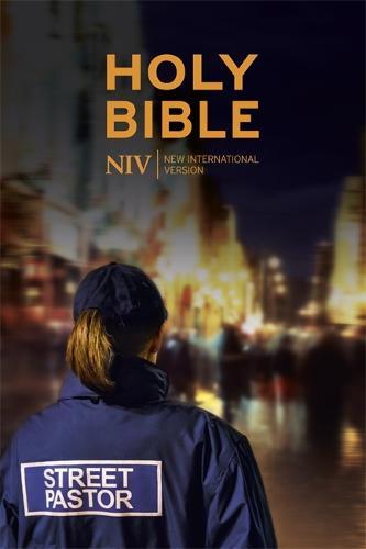 The NIV Street Pastors Bible - New International Version (Paperback)