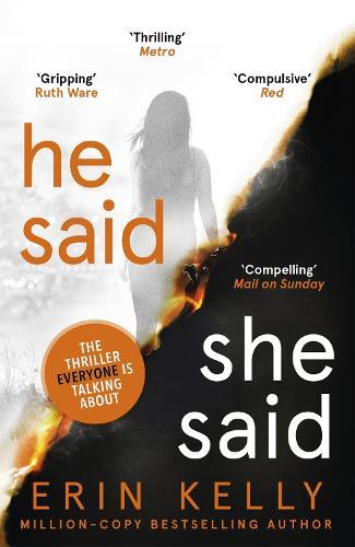 He Said/She Said (Paperback)