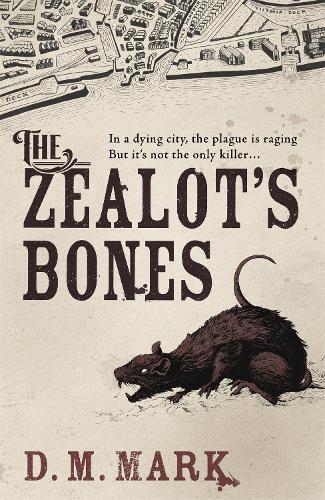 The Zealot's Bones (Hardback)