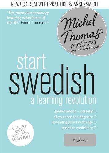 Start Swedish (Learn Swedish with the Michel Thomas Method) (CD-Audio)