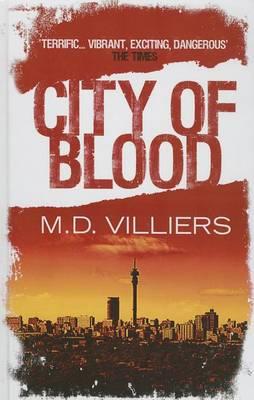 City Of Blood (Hardback)