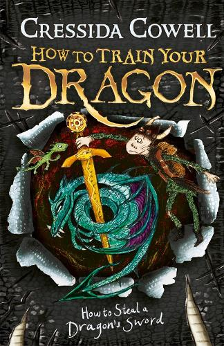 How to Train Your Dragon: How to Steal a Dragon's Sword: Book 9 - How to Train Your Dragon (Paperback)