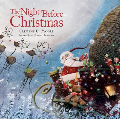 The Night Before Christmas (Hardback)