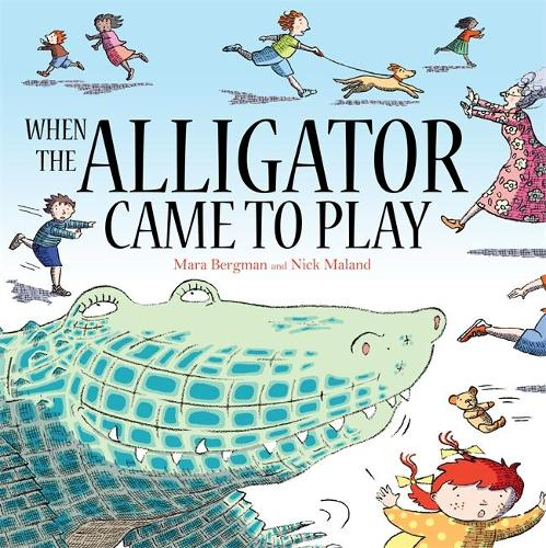 When the Alligator Came to Play (Paperback)