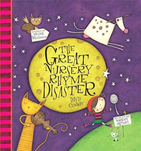 The Great Nursery Rhyme Disaster Big Book (Paperback)