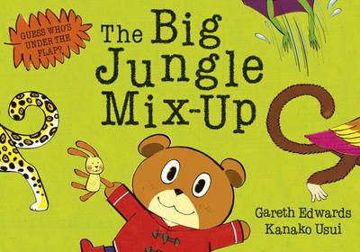 The Big Jungle Mix-Up (Hardback)