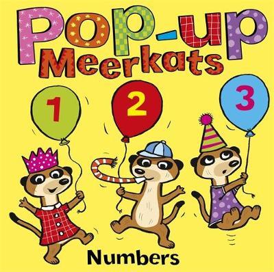 Pop-up Meerkats: Numbers - Pop-up Meerkats (Hardback)