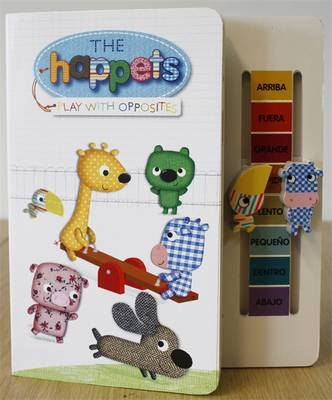 Play with Opposites (Board book)
