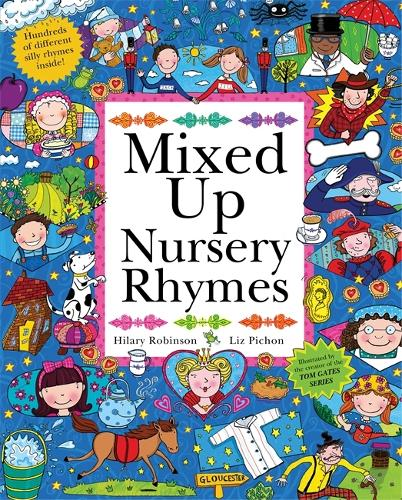 Mixed Up Nursery Rhymes: Split-Page Book - Mixed Up Series (Paperback)