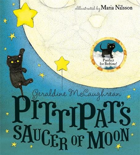 Pittipat's Saucer of Moon (Hardback)