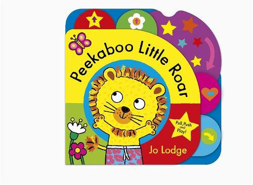 Peekaboo Little Roar Board Book - Little Roar (Board book)