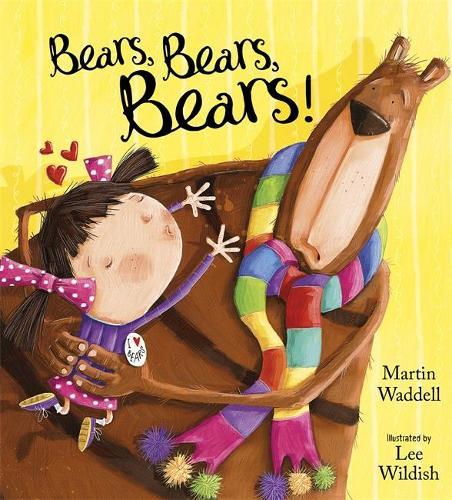 Bears, Bears, Bears (Paperback)