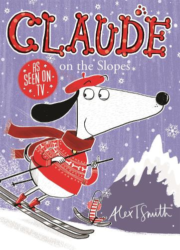 Claude on the Slopes - Claude (Paperback)