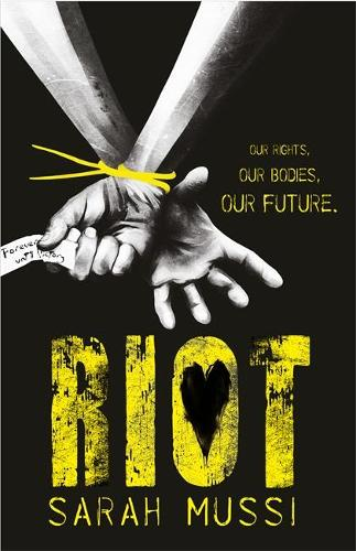 Riot (Paperback)