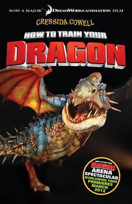 How to Train Your Dragon - How to Train Your Dragon (Paperback)