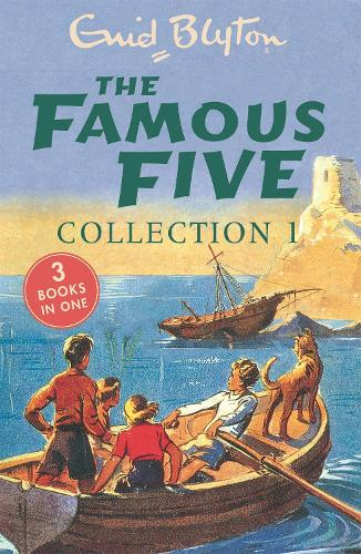 The Famous Five Collection 1: Books 1-3 - Famous Five: Gift Books and Collections (Paperback)
