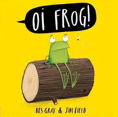 Oi Frog (Hardback)