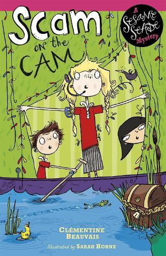 Sesame Seade Mysteries: Scam on the Cam: Book 3 - Sesame Seade Mysteries (Paperback)