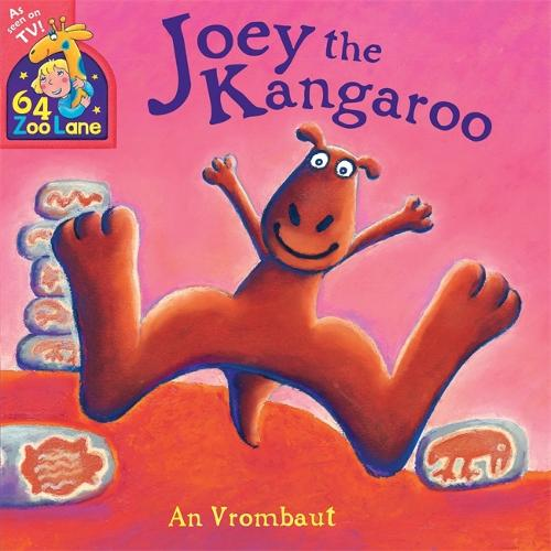 64 Zoo Lane: Joey The Kangaroo - 64 Zoo Lane (Paperback)