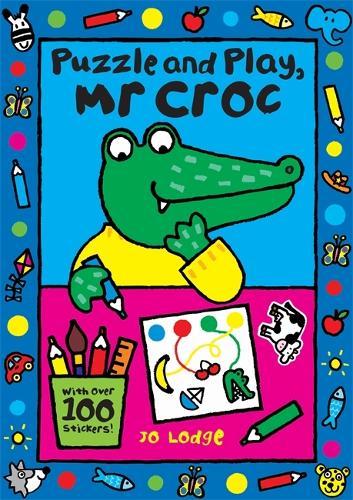Mr Croc: Puzzle and Play, Mr Croc - Mr. Croc (Paperback)