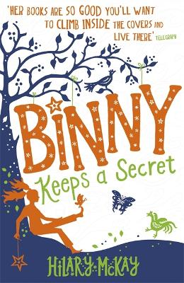 Binny Keeps a Secret: Book 2 - Binny (Paperback)
