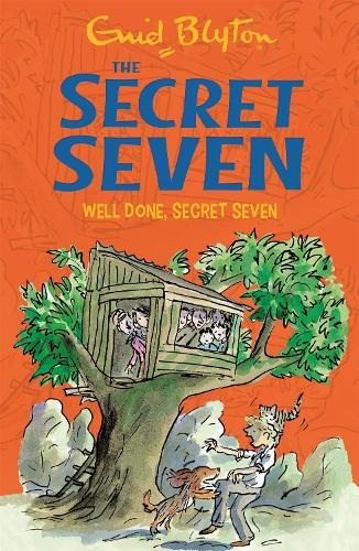 Well Done, Secret Seven: Book 3 - Secret Seven (Paperback)