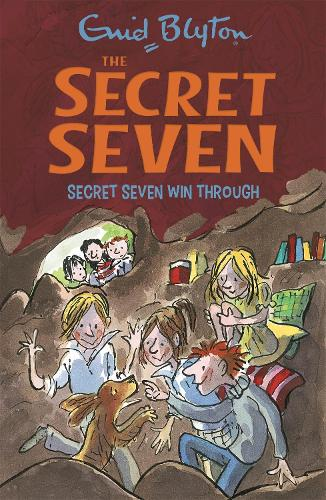 Secret Seven Win Through: Book 7 - Secret Seven (Paperback)