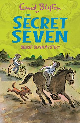 Secret Seven: Secret Seven Mystery: Book 9 - Secret Seven (Paperback)