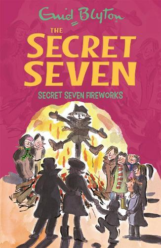 Secret Seven Fireworks: Book 11 - Secret Seven (Paperback)