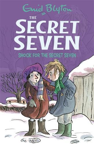 Secret Seven: Shock For The Secret Seven: Book 13 - Secret Seven (Paperback)